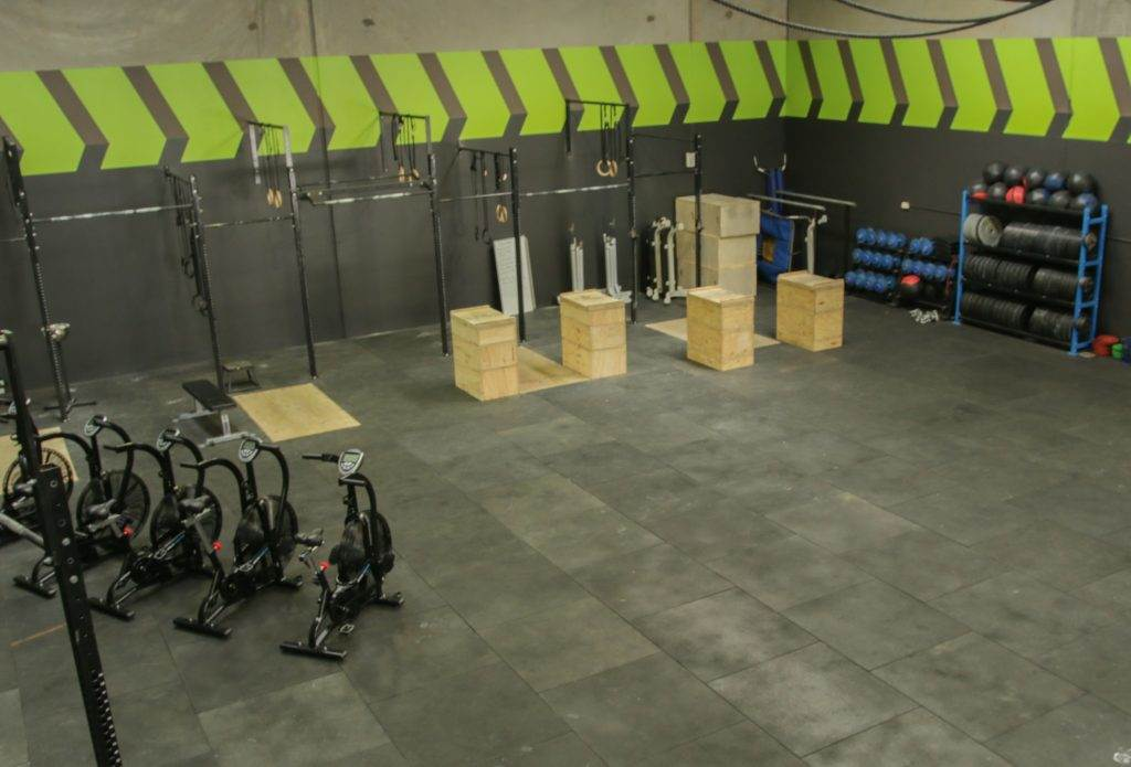 Why An Aerobic Base Is Important Training For Crossfit Athletes